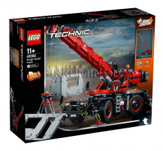 42082 LEGO® Technic Bezceļu celtnis, no 11 gadiem NEW 2018!