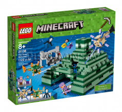 21136 LEGO® Minecraft The Ocean Monument, no 8 gadiem