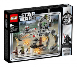 75261 LEGO® Star Wars Clone Scout Walker™ – 20th Anniversary Edition, no 6+ gadiem NEW 2019!