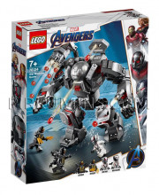 76124 LEGO® Super Heroes War Machine Buster, no 7+ NEW 2019!