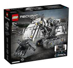 42100 LEGO® Technic Liebherr R 9800 ekskavators, no 12+ gadiem NEW 2019!