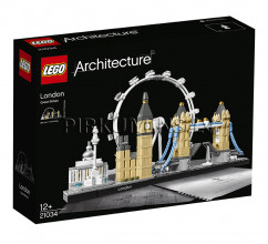 21034 LEGO® Architecture Londona, no 12 gadiem NEW 2018!